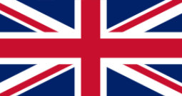Today we are flying the Union Jack!
