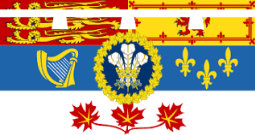 Prince of Wales' Flag