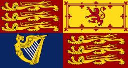 Royal Standard of Queen Elizabeth I
